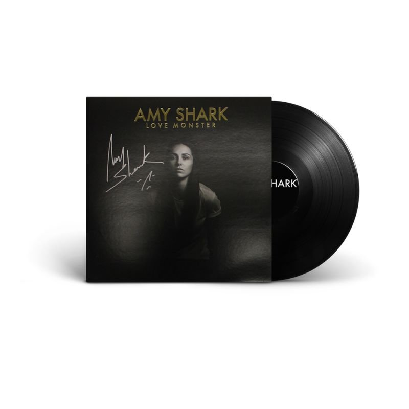 Love Monster LP (Vinyl) Signed Copies Limited